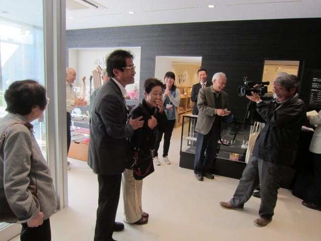 ちょうど2万人目のお客様は山梨県富士吉田市からご来館です!