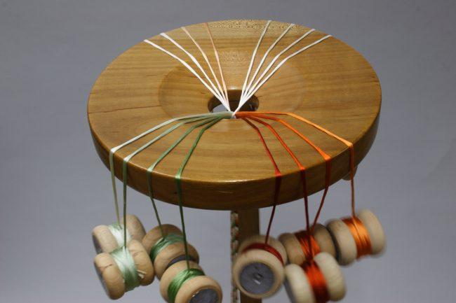 丸台(組紐製作用具)